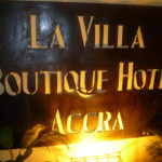 Staying in Accra?